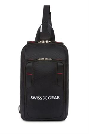 Рюкзак SWISSGEAR с одним плечевым ремнем 3992202550   4 л.   33x18x5 - фото 10216