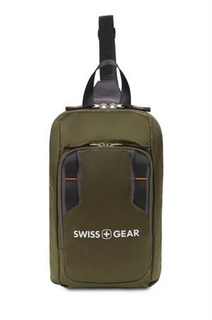 Рюкзак SWISSGEAR с одним плечевым ремнем 3992606550 | 4 л. | 33x18x5 - фото 10222
