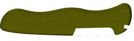 Задняя накладка для ножей VICTORINOX 111 мм с фиксатором Slider Lock C.8304.4.10 - фото 10485