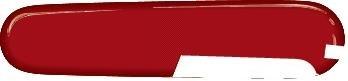 Задняя накладка для ножей VICTORINOX 84 мм C.2600.4.10 - фото 10548