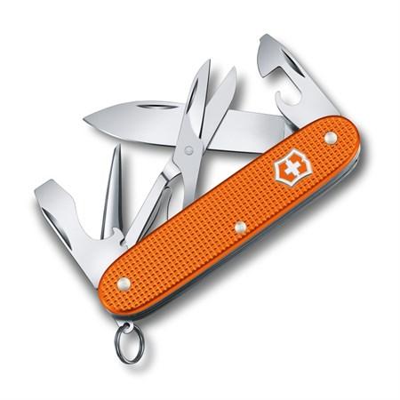 Нож перочинный VICTORINOX Pioneer X Alox LE 2021 0.8231.L21 - фото 10601