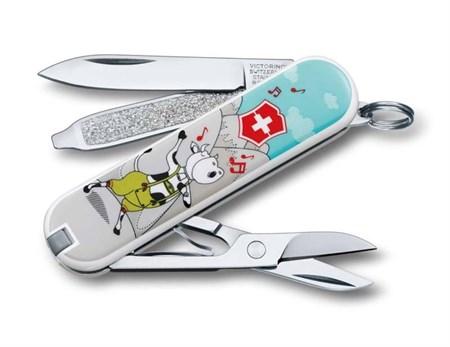 Складной нож Victorinox Yodelay-Hee-Moo 0.6223.L1504