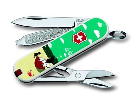 Складной нож Victorinox Dream Big - 2016LE 0.6223.L1606 1