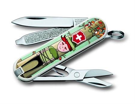 Складной нож Victorinox Wilhelm Tell - 2016LE 0.6223.L1609 1