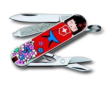 Складной нож Victorinox Kokeshi - 2016LE 0.6223.L1608 1