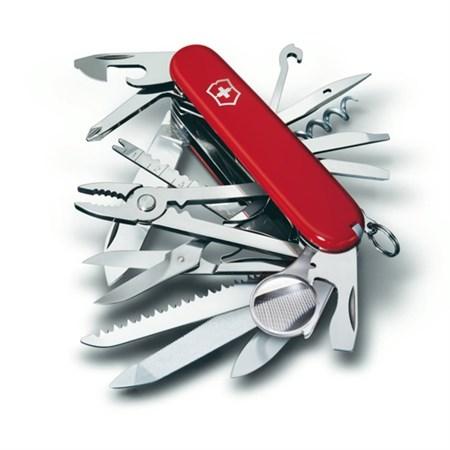 Нож  SwissChamp 1.6795 - фото 5181