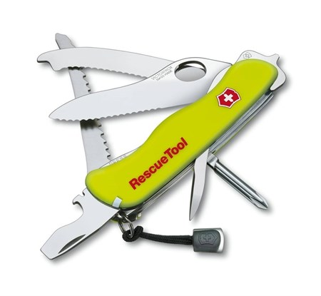 Складной нож Victorinox Rescue 0.8623.MWN