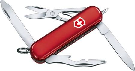 Складной нож Victorinox Midnite minichamp 0.6366