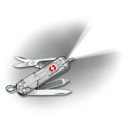 Складной нож Victorinox Signature lite silvertech 0.6226.T7