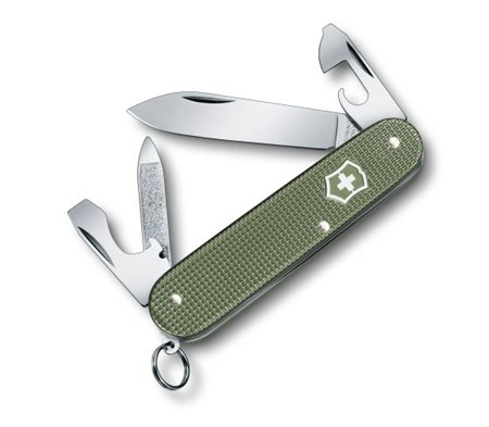 Складной нож Victorinox Cadet Alox 0.2601.L17 1