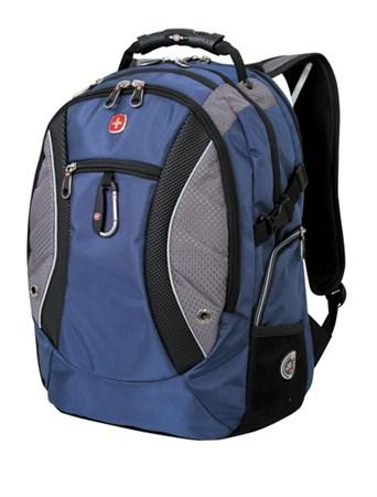 рюкзак , синий/серый, 900D, 35х23х48 см, 39 л / Wenger - фото 5987