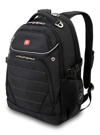 рюкзак , черный, полиэстер 900D, 33x20x47 см, 32 л / Wenger - фото 6017