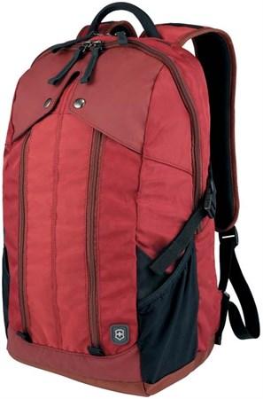 рюкзак Altmont 3.0 Slimline 15,6'', красный, нейлон Versatek™, 30x18x48 см, 27 л / Victorinox - фото 6104