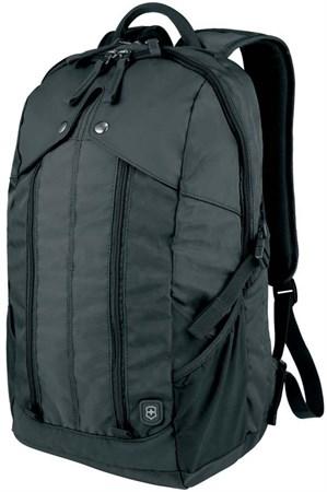 рюкзак Altmont 3.0 Slimline 15,6'', чёрный, нейлон Versatek™, 30x18x48 см, 27 л / Victorinox - фото 6108