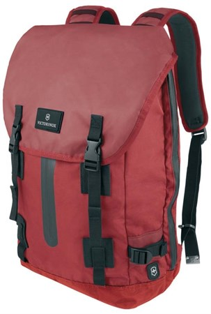 рюкзак Altmont™ 3.0, Flapover 17'', красный, нейлон Versatek™, 32x13x48 см, 19 л / Victorinox - фото 6126