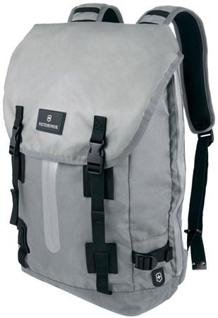 Рюкзак VICTORINOX Altmont™ 3.0, Flapover Laptop Backpack, серый, нейлон Versatek™, 32x13x48 см, 19 л - фото 6142