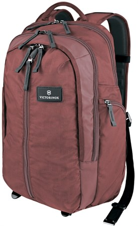Рюкзак VICTORINOX Altmont™ 3.0, Vertical-Zip Backpack, красный, нейлон Versatek™, 33x18x49 см, 29 л - фото 6143
