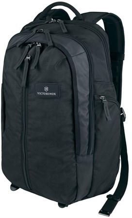 Рюкзак VICTORINOX Altmont™ 3.0, Vertical-Zip Backpack, чёрный, нейлон Versatek™, 33x18x49 см, 29 л - фото 6146