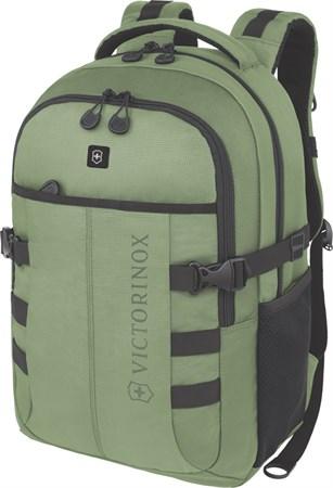 Рюкзак VICTORINOX VX Sport Cadet 16'', зелёный, полиэстер 900D, 33x18x46 см, 20 л - фото 6149