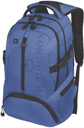 Рюкзак VICTORINOX VX Sport Scout 16'', голубой, полиэстер 900D, 34x27x46 см, 26 л - фото 6150