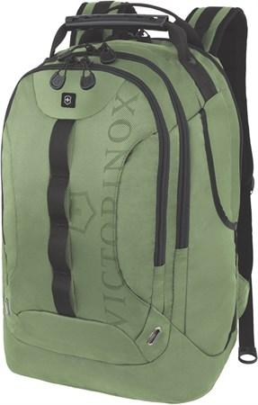 Рюкзак VICTORINOX VX Sport Trooper 16'', зелёный, полиэстер 900D, 34x27x48 см, 28 л - фото 6151