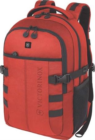 рюкзак VX Sport Cadet 16'', красный, полиэстер 900D, 33x18x46 см, 20 л / Victorinox - фото 6152