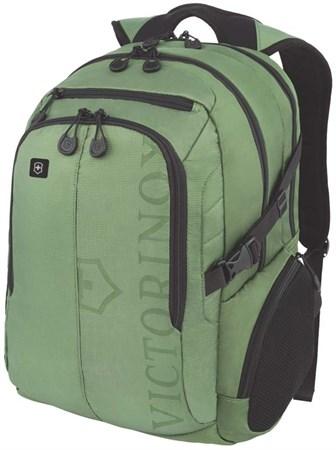 рюкзак VX Sport Pilot 16'', зелёный, полиэстер 900D, 35x28x47 см, 30 л / Victorinox - фото 6156
