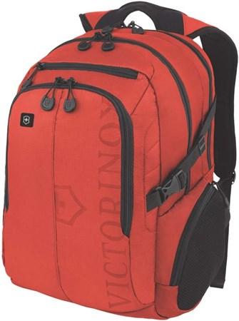 рюкзак VX Sport Pilot 16'', красный, полиэстер 900D, 35x28x47 см, 30 л / Victorinox - фото 6160