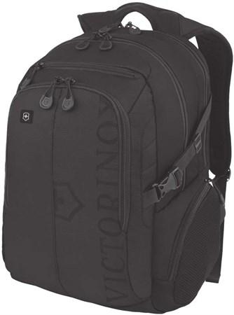 рюкзак VX Sport Pilot 16'', чёрный, полиэстер 900D, 35x28x47 см, 30 л / Victorinox - фото 6162