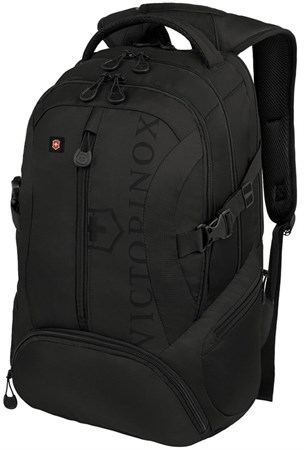 рюкзак VX Sport Scout 16'', чёрный, полиэстер 900D, 34x27x46 см, 26 л / Victorinox - фото 6163