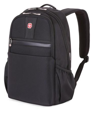 Рюкзак WENGER 15'', черный, полиэстер 1680D, 32х15х43 см, 21 л - фото 6180