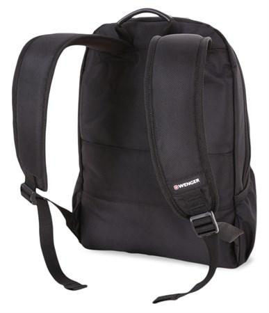 Рюкзак WENGER 15'', черный, полиэстер 1680D, 32х15х43 см, 21 л - фото 6181