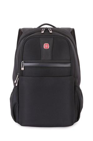 Рюкзак WENGER 15'', черный, полиэстер 1680D, 32х15х43 см, 21 л - фото 6182