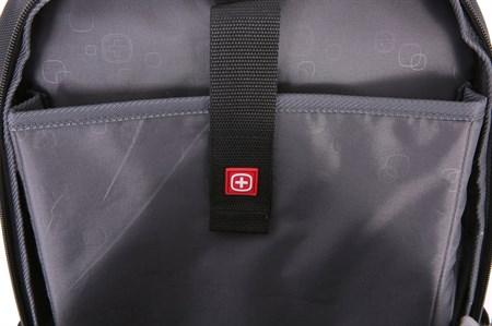 Рюкзак WENGER 15'', черный, полиэстер 1680D, 32х15х43 см, 21 л - фото 6183