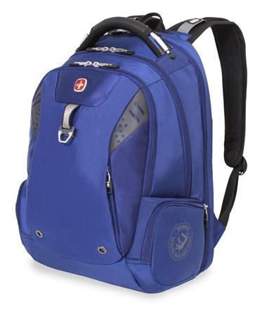 Рюкзак WENGER, синий, полиэстер 900D, 47х34х20, 31 л - фото 6218