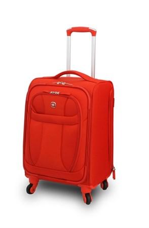 "чемодан ""NEO LITE Pilot Case"", оранжевый, полиэстер, 36х22x50 см, 40 л / Wenger - фото 6247"