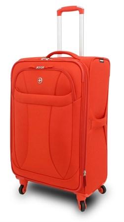 """чемодан """"NEO LITE Spinner"""", оранжевый, полиэстер, 43х24x62 см, 64 л / Wenger - фото 6248"""