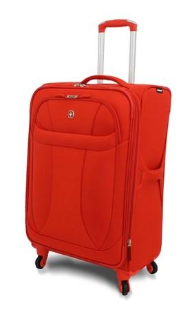 """чемодан """"NEO LITE Spinner"""", оранжевый, полиэстер, 48х27x74 см, 96 л / Wenger - фото 6249"""