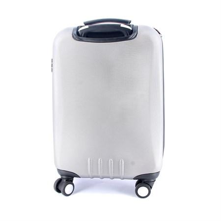 чемодан SWISSGEAR EVO LITE, серый, поликарбонат, 34x19x48 см, 31 л / Wenger - фото 6297