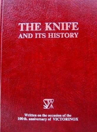 "Книга ""История ножей Victorinox"" - фото 6589"