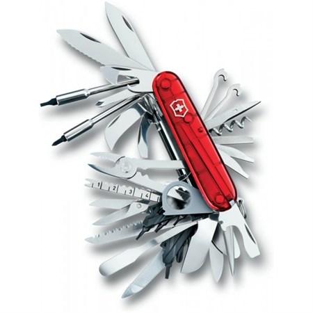 Нож карманный Victorinox SwissChamp 1.6795.XLT - фото 6660