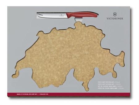 Набор VICTORINOX Swiss Map 6.7191.CH - фото 6695