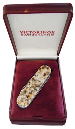 Нож-брелок Victorinox Baltic Brown RocKnives 0.6200.58 - фото 6769