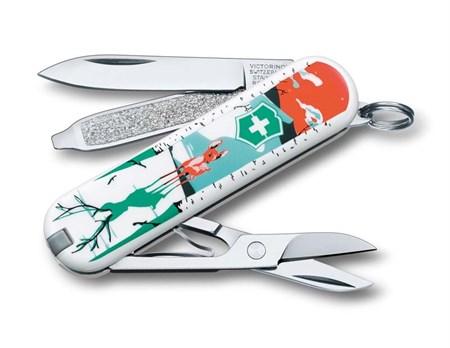 Нож-брелок Victorinox They'll Grow, Deer LE 0.6223.L1507 - фото 6797