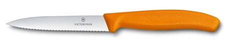 Нож для овощей и фруктов 6.7736.L9, лезвие 10 см - фото 6811