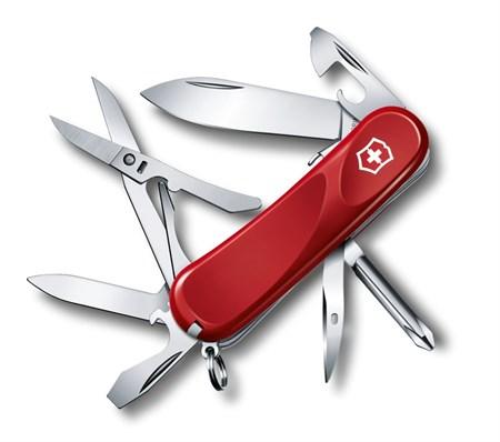 Нож офицерский многопредметный 2.4903.SE - фото 6920