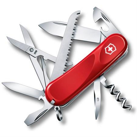 Нож офицерский многопредметный 2.3913.E - фото 6921