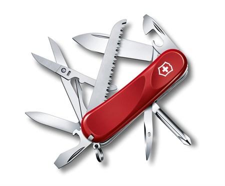 Нож офицерский многопредметный 2.4913.E - фото 6924
