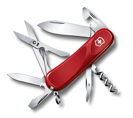Нож карманный Victorinox Evolution 14 2.3903.E - фото 6926