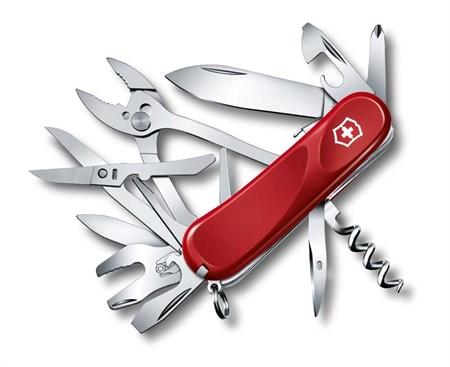 Нож офицерский многопредметный 2.5223.SE - фото 6931